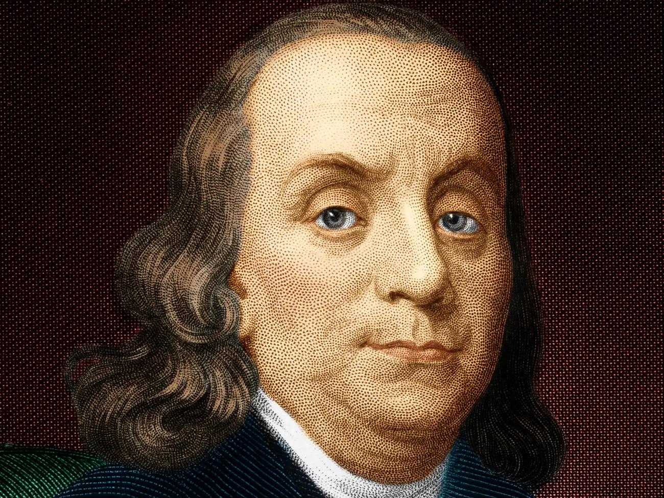 – Benjamin Franklin